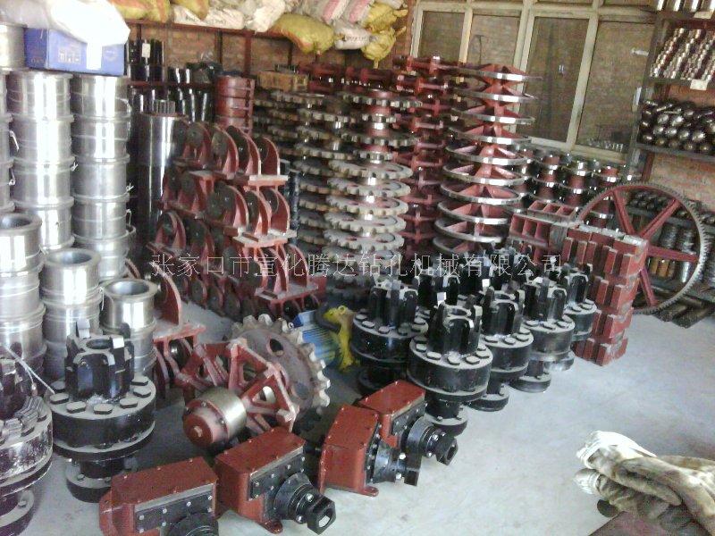 河北承德KQG150Y高风压潜孔钻机全套配件生产经营单位