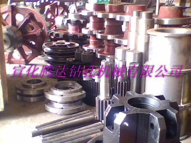 龙游KQG150潜孔钻机配件