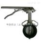 台湾中鼎VF-736不锈钢手柄蝶阀
