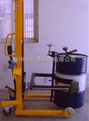 油桶車|電動油桶搬運車|稱重油桶裝卸車廠家泰州惠澤
