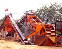 郑州东威_高效石料破碎生产线