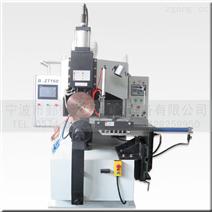 滚焊机厂家生产B-ZT160汽车制动蹄铁专用半自动中频滚焊机