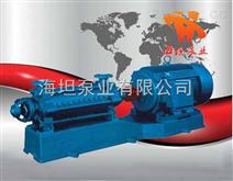 多級泵 D、DG型臥式分段式多級泵