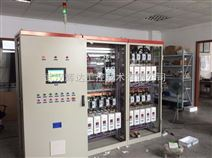 輝達工控推桿式電阻爐觸摸屏可控硅智能溫控柜