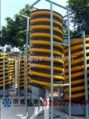 实验室5LL400型螺旋溜槽 厂家直销 螺旋溜槽规格 洗煤溜槽