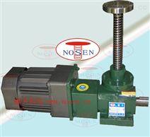 供应激光设备间隙调整铸铁多台联动电动梯形丝杆升降机