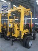 小型车载水井钻机  液压车载钻机