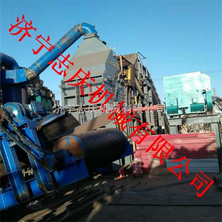 盘锦大型废钢破碎机厂家 锤式金属破碎设备