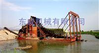 山东优质淘金船生产厂家选东威机械定制